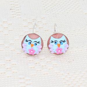 Cercei Playful Owls