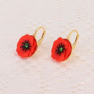 Cercei Red Poppy
