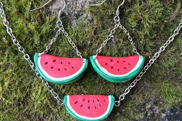 Set bijuterii Cool Watermelon